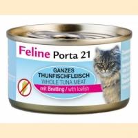 Feline Porta 21: Thunfisch mit Breitling (156g)