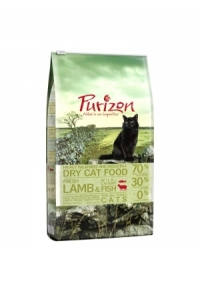 AKTION: Purizon Katzenfutter mit Lamm & Fisch