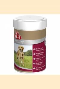 8in1 Vitality-Hefetabletten für Hunde und Katzen