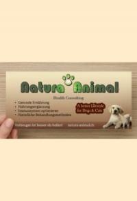 Natura Animal: Gutschein 'Back to Nature' für Hunde & Katzen