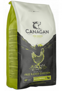 Canagan Free-Run-Chicken Small Breed Dog