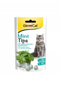 Gimcat Mintips - Leckerli mit Katzeminze