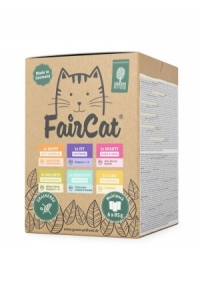 FairCat Multipack: 6 Sorten mit Huhn aus artgerechterer Haltung