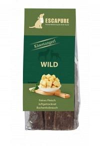 Escapure: Wild Käsestangerl - 150g - allergenfrei