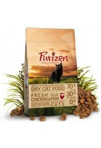 AKTION: Purizon Katzenfutter mit Huhn & Fisch