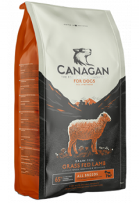 Canagan Grass-Fed Lamm
