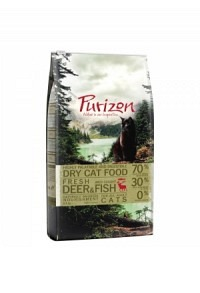 *NEU* Purizon Cat Katzenfutter mit Hirsch & Fisch