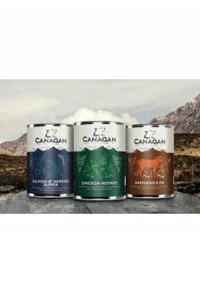 Canagan Nassfutter: 6x400g