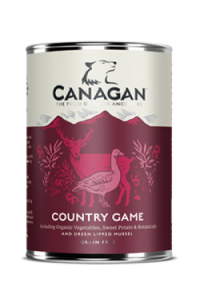 Country Game Nassfutter (400g)